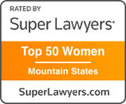 super lawyers top 50 women mountain states