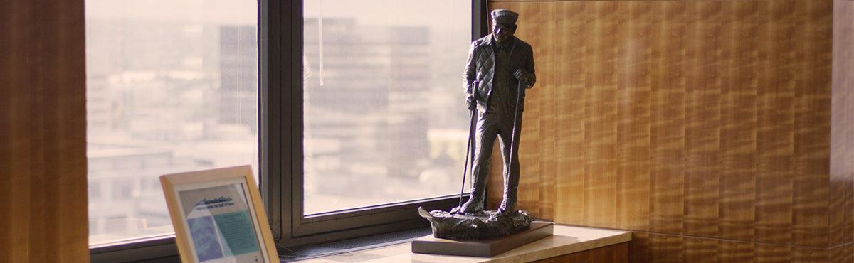 joseph quinney statue