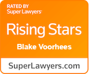 rising stars Blake Voorhees SuperLawyers.com