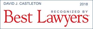 best lawyers recognition david j. castleton