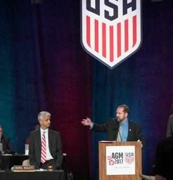 paul burke U.S. Soccer Presentation