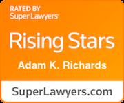 rising stars adam k. richards