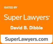 super lawyers david b. dibble