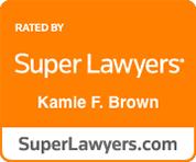 super lawyers kamie f. brown