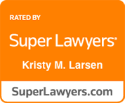 super lawyers kristy m. larsen