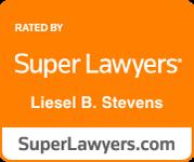 super lawyers liesel b. stevens