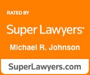super lawyers michael r. johnson
