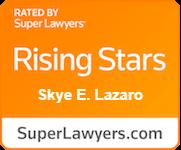 rising stars Skye E. Lazaro SuperLawyers.com
