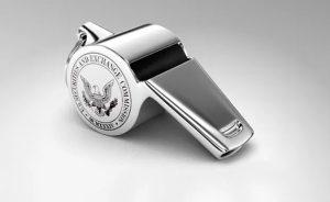 SEC Whistleblower seal