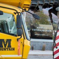 bountiful veterans park