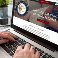 fbi white collar crime offender registry