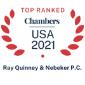 Top Ranked Chambers USA 2021
